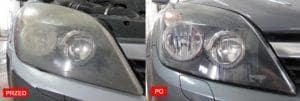 Renowacja kloszy lamp przez polerowanie